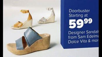 Belk Spring Fashion Sale TV Spot, 'Spring Fashion, Designer Sandals and Lancome' - Thumbnail 5