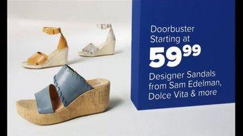 Belk Spring Fashion Sale TV Spot, 'Spring Fashion, Designer Sandals and Lancome' - Thumbnail 6