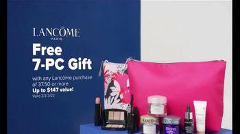 Belk Spring Fashion Sale TV Spot, 'Spring Fashion, Designer Sandals and Lancome' - Thumbnail 8