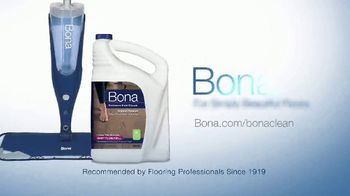 Bona TV Spot, 'For Simply Beautiful Floors: Relax and Enjoy' - Thumbnail 10