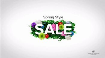 American Signature Furniture Spring Style Sale TV Spot, 'Doorbusters' - Thumbnail 1