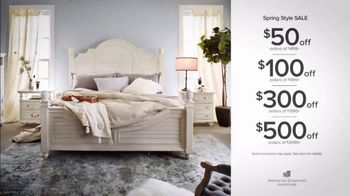 American Signature Furniture Spring Style Sale TV Spot, 'Doorbusters' - Thumbnail 2