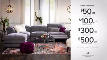 American Signature Furniture Spring Style Sale TV Spot, 'Doorbusters' - Thumbnail 3