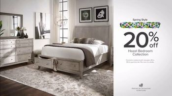 American Signature Furniture Spring Style Sale TV Spot, 'Doorbusters' - Thumbnail 7