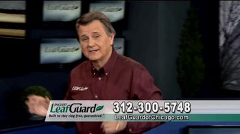 LeafGuard of Chicago Winter Half Off Sale TV Spot, 'Old Open-Top Gutters: Gift Cards' - Thumbnail 2