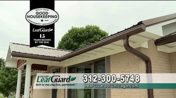 LeafGuard of Chicago Winter Half Off Sale TV Spot, 'Old Open-Top Gutters: Gift Cards' - Thumbnail 4
