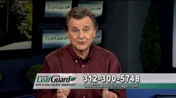 LeafGuard of Chicago Winter Half Off Sale TV Spot, 'Old Open-Top Gutters: Gift Cards' - Thumbnail 5