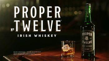 Proper No. Twelve TV Spot, 'Green Bottle' Featuring Conor McGregor - Thumbnail 10