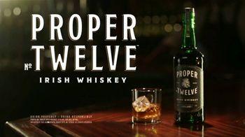 Proper No. Twelve TV Spot, 'Green Bottle' Featuring Conor McGregor - Thumbnail 8