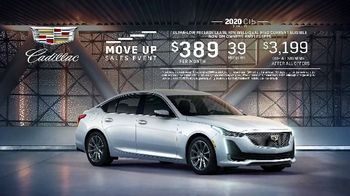Cadillac Move Up Sales Event TV Spot, 'Finish Line' Song by DJ Shadow Ft. Run the Jewels [T2] - Thumbnail 9
