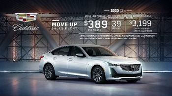 Cadillac Move Up Sales Event TV Spot, 'Finish Line' Song by DJ Shadow Ft. Run the Jewels [T2] - Thumbnail 7