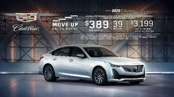 Cadillac Move Up Sales Event TV Spot, 'Finish Line' Song by DJ Shadow Ft. Run the Jewels [T2] - Thumbnail 8