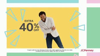 JCPenney Mystery Sale TV Spot, 'Peel and Reveal: 40 Percent' - Thumbnail 5