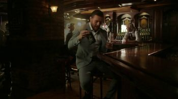 Proper No. Twelve TV Spot, 'St. Patrick's Day: Proper Flask' Featuring Conor McGregor - Thumbnail 3