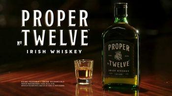 Proper No. Twelve TV Spot, 'St. Patrick's Day: Proper Flask' Featuring Conor McGregor - Thumbnail 6