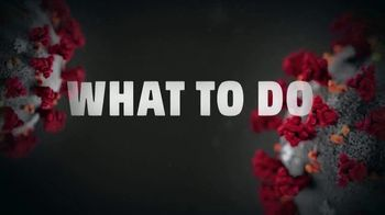 Coronavirus: Fact vs. Fiction TV Spot, 'What to Do'