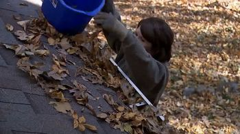 LeafGuard of DC 99 Cent Install Sale TV Spot, 'What's in Your Gutters: $25 Lowe's Gift Card'