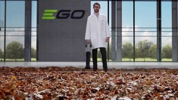 EGO Power+ 650 CFM Blower TV Spot, 'Unmatched Power' - Thumbnail 1