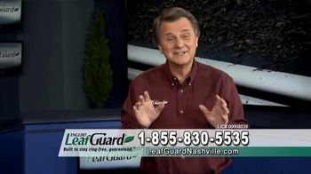 LeafGuard of Nashville Winter Half Off Sale TV Spot, 'Sagging Gutters: Gift Cards' - Thumbnail 9
