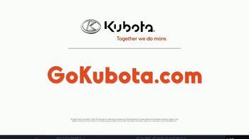 Kubota Z200 Mower TV Spot, 'Welcome Mat' - Thumbnail 10
