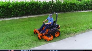 Kubota Z200 Mower TV Spot, 'Welcome Mat' - Thumbnail 6