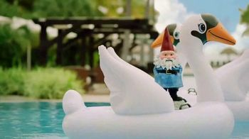 Travelocity TV Spot, 'Swimming in Savings' - 241 commercial airings