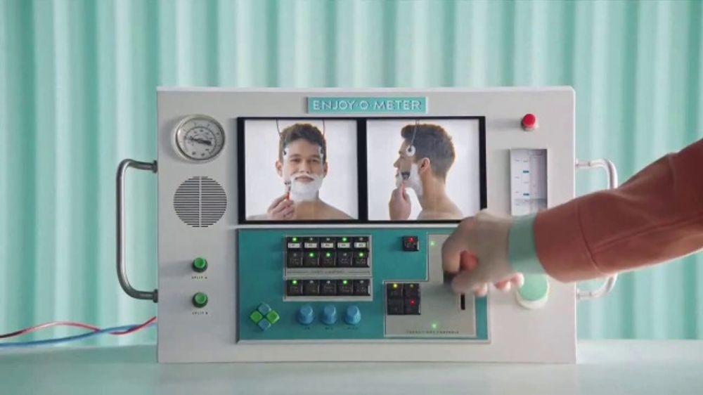 Harry's TV Commercial, 'Making Shaving Enjoyable'