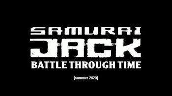Samurai Jack: Battle Through Time TV Spot, 'All Things Come to an End' - Thumbnail 9