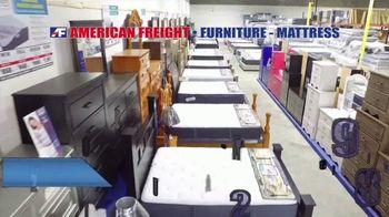 American Freight Gran Venta de Reembolso de Impuestos TV Spot, 'Juegos de colchones' [Spanish] - Thumbnail 4
