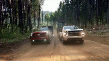 Chevrolet Mes de la Camioneta TV Spot, 'La nueva Silverado' [Spanish] [T2] - 121 commercial airings