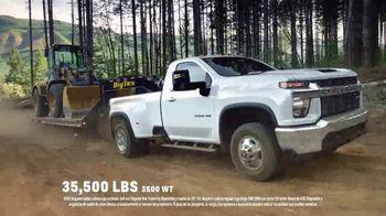 Chevrolet Mes de la Camioneta TV Spot, 'La nueva Silverado' [Spanish] [T2] - Thumbnail 2