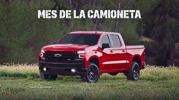 Chevrolet Mes de la Camioneta TV Spot, 'La nueva Silverado' [Spanish] [T2] - Thumbnail 7