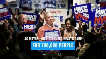 Mike Bloomberg 2020 TV Spot, 'Mike's Plan: 20,000 Jobs' - Thumbnail 5
