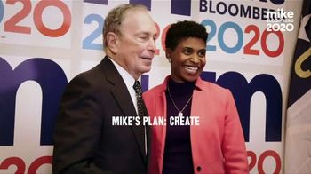 Mike Bloomberg 2020 TV Spot, 'Mike's Plan: 20,000 Jobs' - Thumbnail 7
