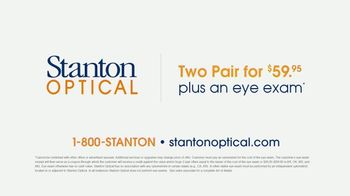 Stanton Optical TV Spot, 'Betrayal: Two Pair for $59.95' - Thumbnail 10