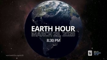 World Wildlife Fund TV Spot, '2020 Earth Hour: For Our Earth' - Thumbnail 10