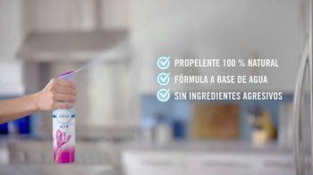 Febreze Air Effects TV Spot, 'Propelente natural' [Spanish] - Thumbnail 5