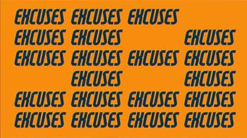 Carl's Golfland Demo Days Sweepstakes TV Spot, 'Excuses: No More' - Thumbnail 4