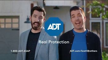 ADT TV Spot, 'More Important Than a Beautiful Home' Featuring Jonathan and Drew Scott - Thumbnail 10