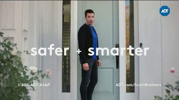 ADT TV Spot, 'More Important Than a Beautiful Home' Featuring Jonathan and Drew Scott - Thumbnail 2