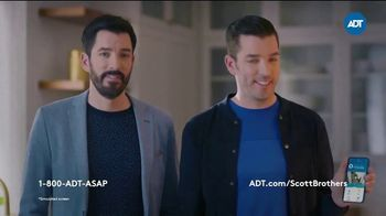 ADT TV Spot, 'More Important Than a Beautiful Home' Featuring Jonathan and Drew Scott - Thumbnail 6