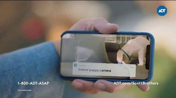 ADT TV Spot, 'More Important Than a Beautiful Home' Featuring Jonathan and Drew Scott - Thumbnail 7