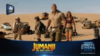 DIRECTV Cinema TV Spot, 'Jumanji: The Next Level' - Thumbnail 1