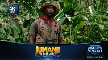 DIRECTV Cinema TV Spot, 'Jumanji: The Next Level' - Thumbnail 3