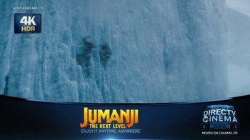 DIRECTV Cinema TV Spot, 'Jumanji: The Next Level' - Thumbnail 4
