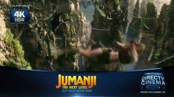 DIRECTV Cinema TV Spot, 'Jumanji: The Next Level' - Thumbnail 7