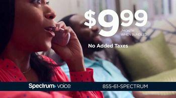 Spectrum Voice TV Spot, 'The Reliable Choice'