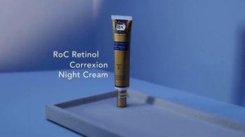 RoC Skin Care Night Cream TV Spot, 'Start Tonight' - Thumbnail 4