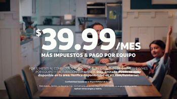 AT&T Internet Fiber TV Spot, 'Altavoz inteligente: traduce: $39.99 dólares' [Spanish] - Thumbnail 9