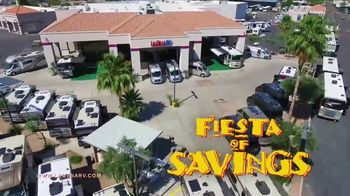 La Mesa RV Fiesta of Savings TV Spot, '2020 Fleetwood Pace Arrow' - Thumbnail 6